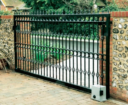 security gates lockrite security