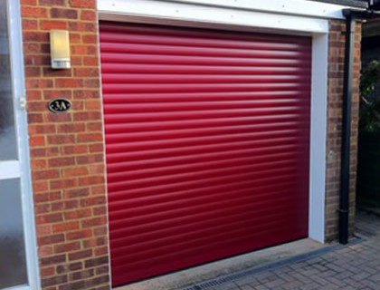 Roller Garage Door installation in Aldershot