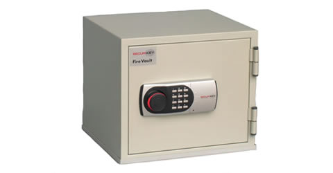 Securikey Fire Vault (Size 0) Fire Resistant Safe