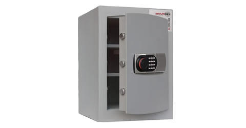 Securikey Mini Vault Gold (Size 2) Fire Resistant Safe