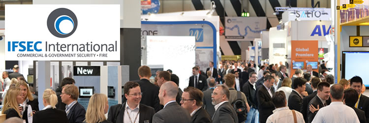 Lockrite Security attend IFSEC International 2014 in London
