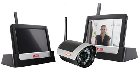 Abus Home CCTV System