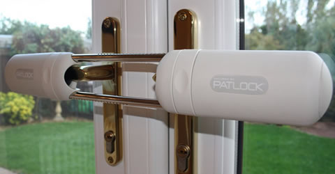 Patlock French Door & Conservatory Lock
