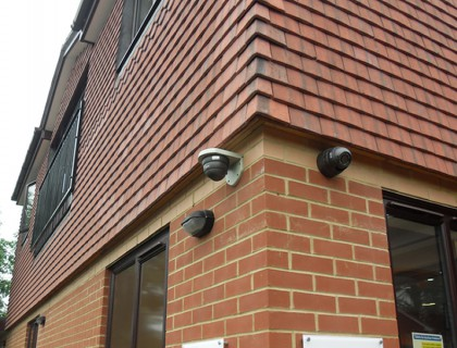 Commercial CCTV Installation in Basingstoke