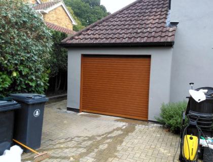 Roller Garage Door Installation in Croydon