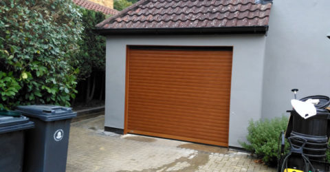 Roller Garage Door Servicing