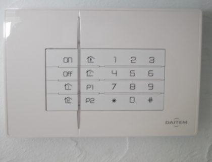 e-Nova Home Alarm Takeover in Farnham